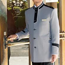 ホテル・タキシードドアマン